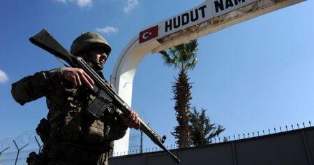 MSB: Türkiye'ye girmeye çalışan 6 kişi yakalandı