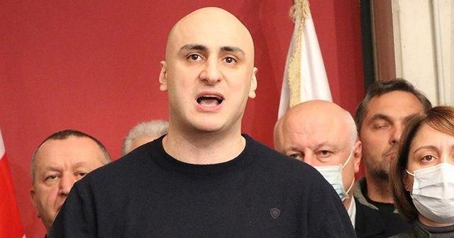 AB, Gürcistan'daki tutuklu muhalefet liderinin kefaletini ödedi