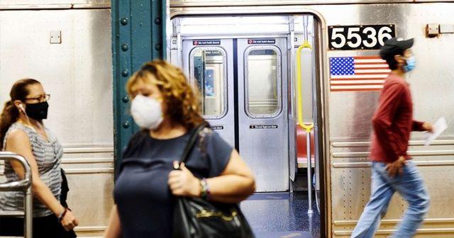 ABD'de toplu taşımada maske zorunluluğu uzatıldı