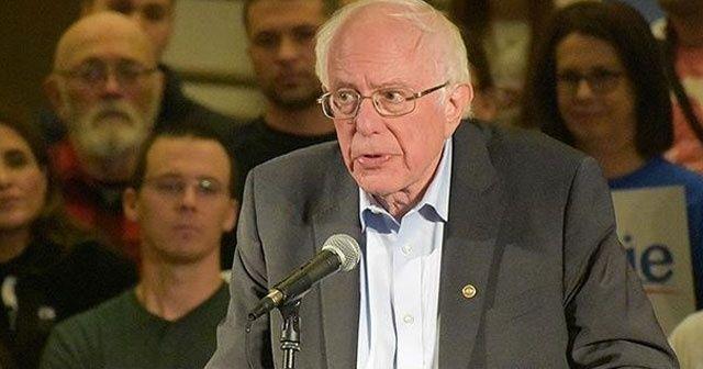 ABD'li Senatör Sanders'tan Filistin çağrısı