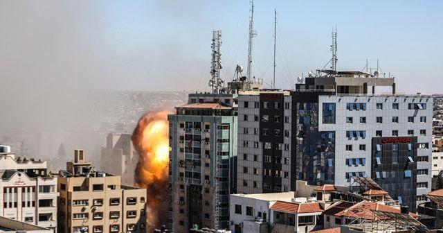 Al Jazeera: İsrail'in saldırısı barbarca bir eylemdir