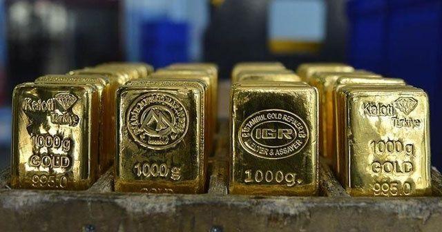 Altının kilogramı 520 bin liraya yükseldi