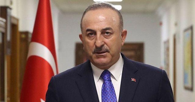 Bakan Çavuşoğlu: 31 Mayıs'ta Yunanistan'a gideceğim
