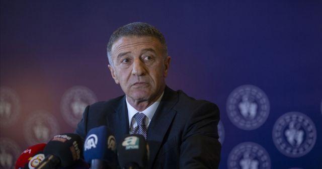 Başkan Ağaoğlu: Hedeflerimiz de potansiyelimiz de büyük