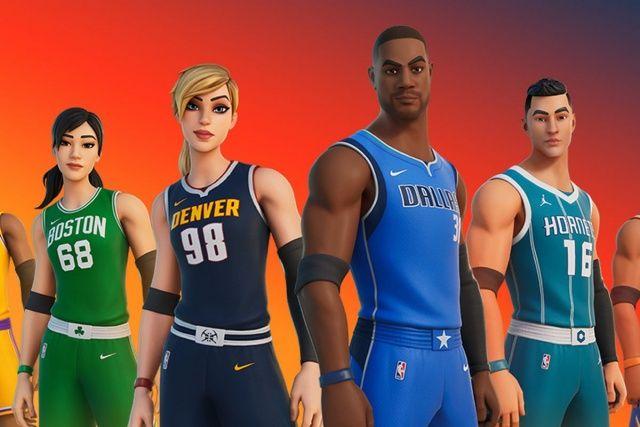 Basketbol severlere müjde: NBA oyunu Fortnite'a geliyor!