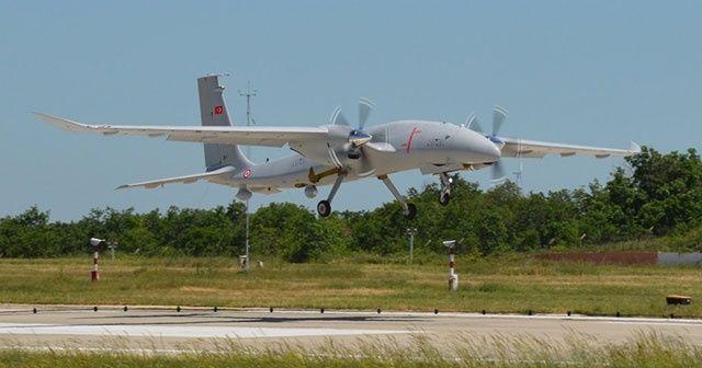 Bayraktar Akıncı S-1 ilk uçuş testini başarıyla tamamladı
