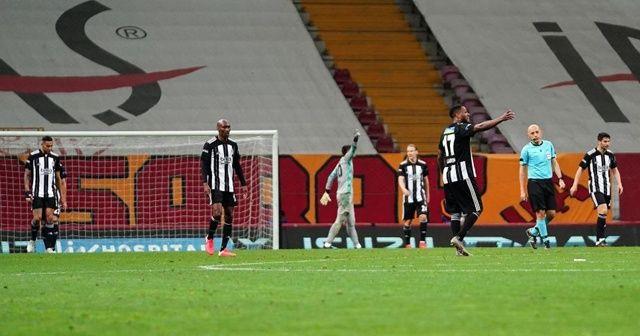 Beşiktaş 7 maç sonra kaybetti