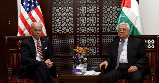 Biden'dan Filistin lideri Abbas'a yazılı mesaj