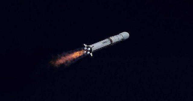 Çin'in uzay aracı Tiencou-2 yörüngeye yerleşti