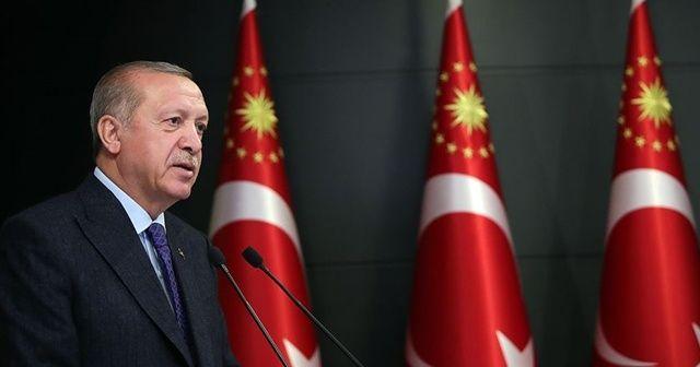 Cumhurbaşkanı Erdoğan başkanlığında Kabine Toplantısı başladı