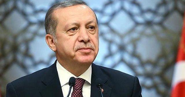 Cumhurbaşkanı Erdoğan'dan Kırgızistan'a Filistin çağrısı