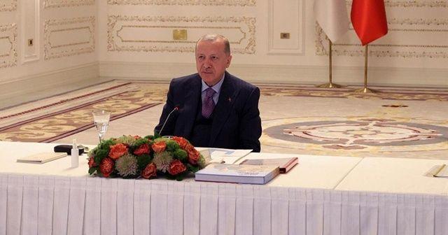 Cumhurbaşkanı Erdoğan'dan normalleşme takvimi açıklaması