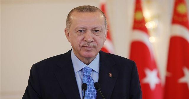 Cumhurbaşkanı Erdoğan'dan şampiyonlara tebrik telefonu