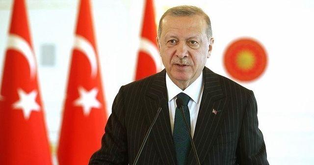 Erdoğan: Saldırıların muhatabı Müslüman alemi
