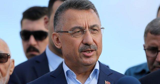 Cumhurbaşkanı Yardımcısı Oktay: Kudüs Filistinlilerindir