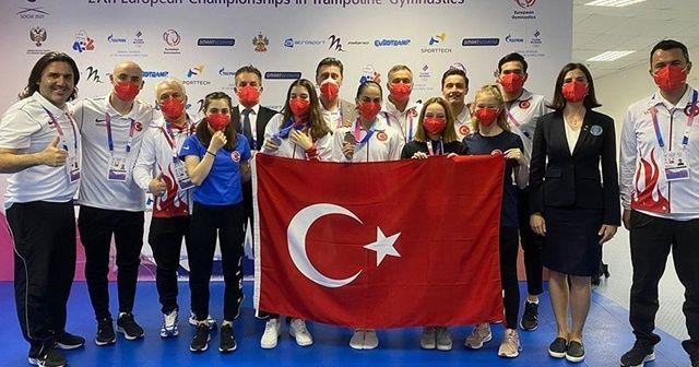 Elif Çolak, bronz madalya kazandı