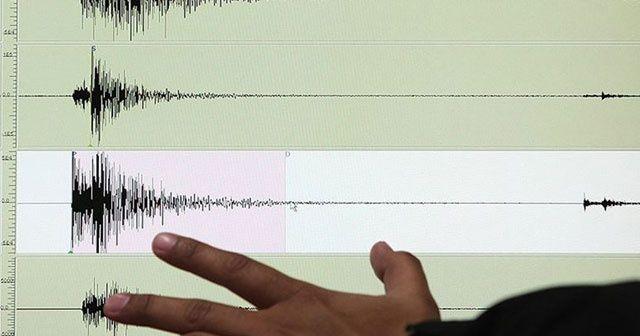 Endonezya'da 7.2 şiddetinde deprem