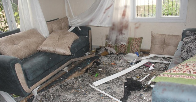 Evdeki patlamanın sebebi el yapımı bomba çıktı