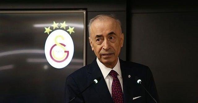 Galatasaray Başkanı Mustafa Cengiz, başkanlığa yeniden aday olmayacak