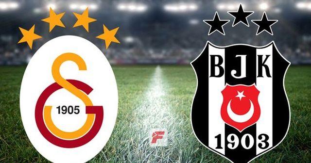 Galatasaray - Beşiktaş derbisinin 11'leri belli oldu!