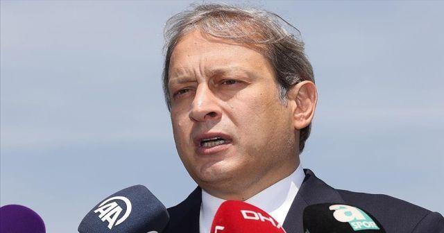 Galatasaray Kulübü Başkan Adayı, listelerini divan kuruluna teslim etti