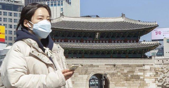 Güney Kore'de aşı olanlara maske zorunluluğu kaldırıldı