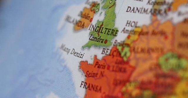 İngiltere ile Fransa arasında kriz