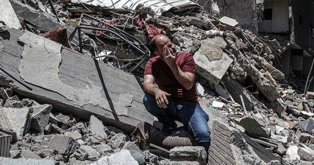 İsrail'in saldırıları Filistin'in ekonomisini de yerle bir etti