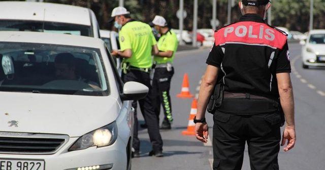 İzmir'de tam kapanmaya uymayanlara 34 milyon lira ceza