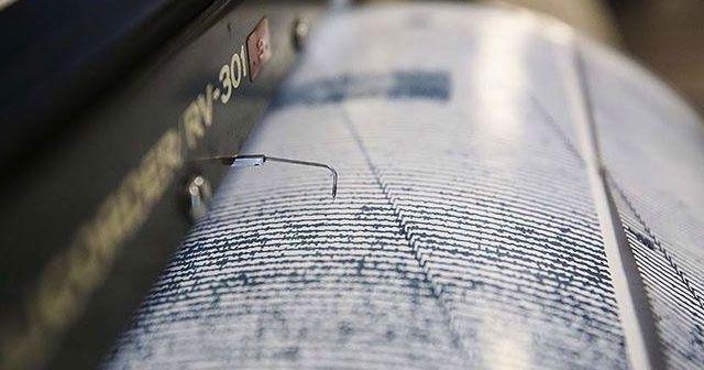 Japonya'da 6.0 büyüklüğünde deprem!