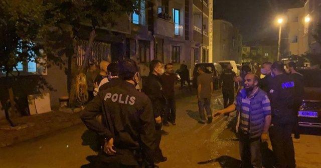 Kısıtlamaya uymadılar polise saldırdılar