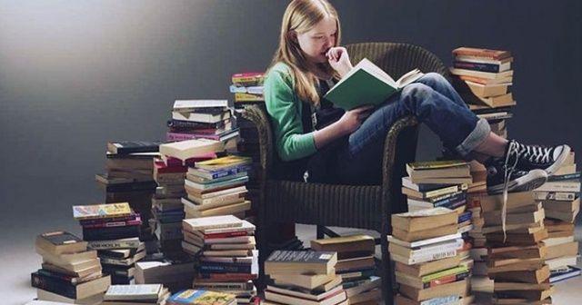 Kitaplara tutunma zamanı