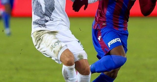 Konyaspor-Trabzonspor maçının saati değişti