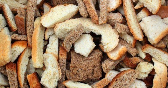 Kuru ekmekler biyogübre üretiminde kullanılacak