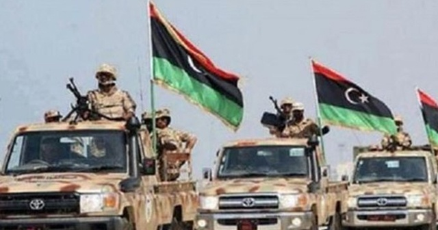 Libya ordusu: Hafter'in kontrolündeki Sirte'ye bir askeri kargo uçağı indi