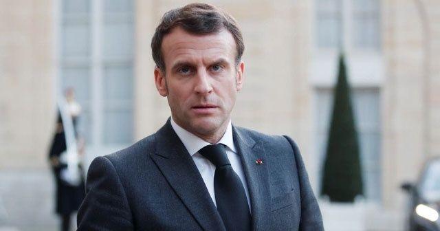 Macron'dan Azerbaycan'a skandal çağrı