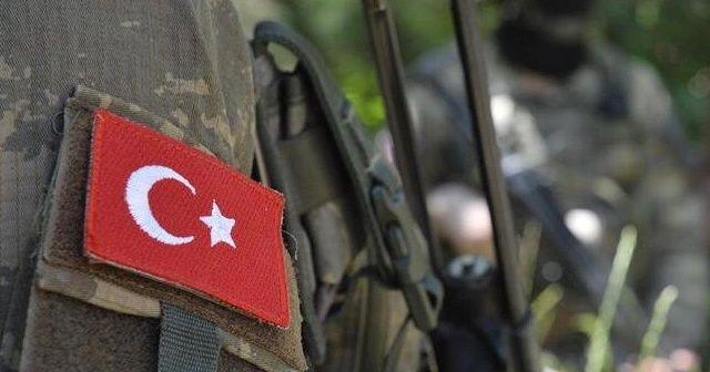 Mehmetçik'e hain saldırı: 1 askerimiz şehit oldu