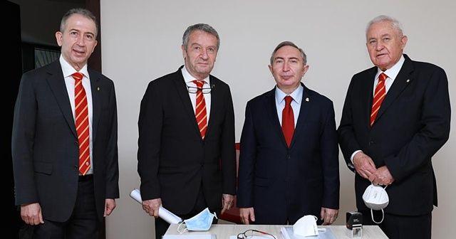 Metin Öztürk resmen Galatasaray başkan adayı