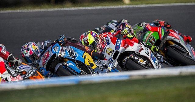MotoGP İspanya Grand Prix'sini Miller kazandı