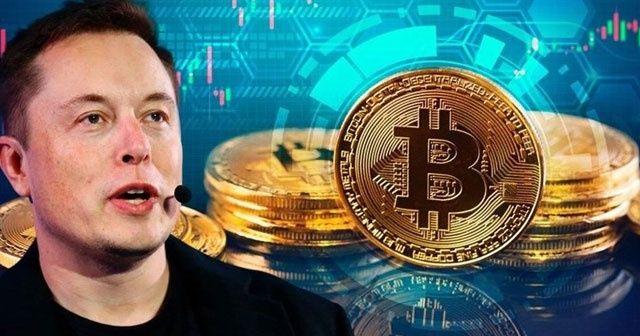 Musk'ın açıklamaları Bitcoin'i düşürdü