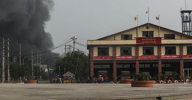 Myanmar'da bombalı saldırı: Biri milletvekili 5 kişi öldü