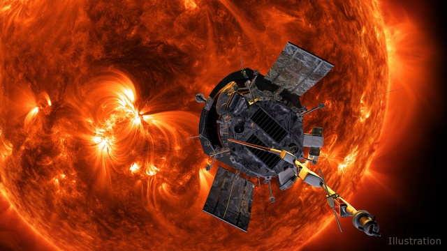 """NASA'nın keşif aracı """"Parker Solar Probe"""" hız rekoru kırdı"""