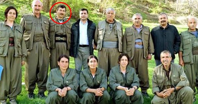 Öldürülen 'sözde' en üst düzey terörist: Sofi Nurettin