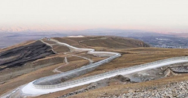 PKK'nın geçiş yolları kapatılıyor