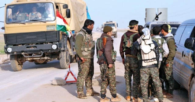 PKK, Suriye ve Irak'ı resmen bölüyor