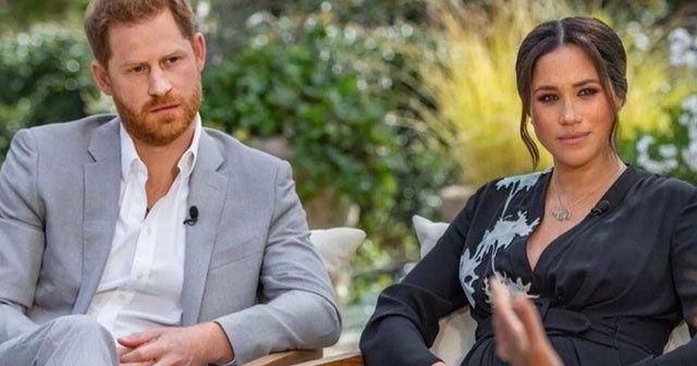 Prens Harry'den yeni itiraflar: Meghan canına kıyacaktı