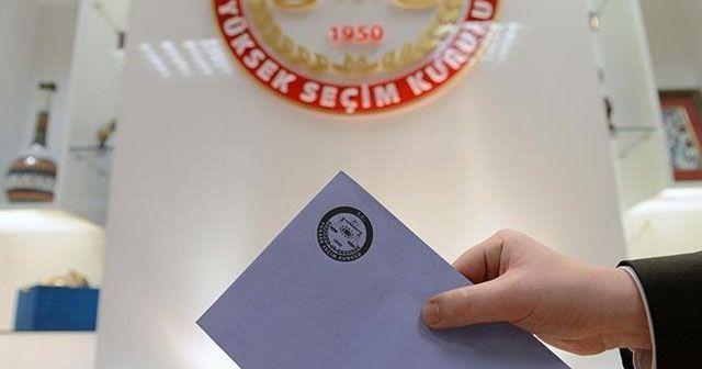 Seçim yasasında yeni detay: 124 bölge, vekil transferine yasak