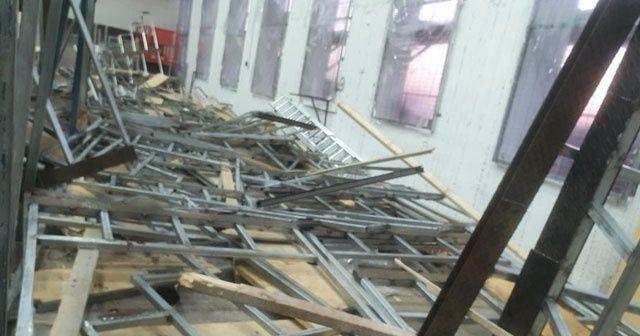 Sinagog ayininde tribün çöktü: 2 ölü, 132 yaralı