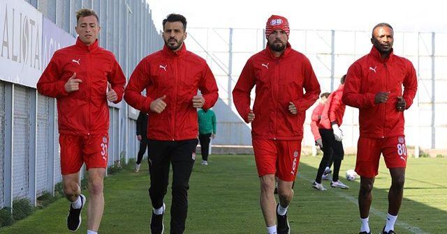 Sivasspor'da kamp kadrosu açıklandı