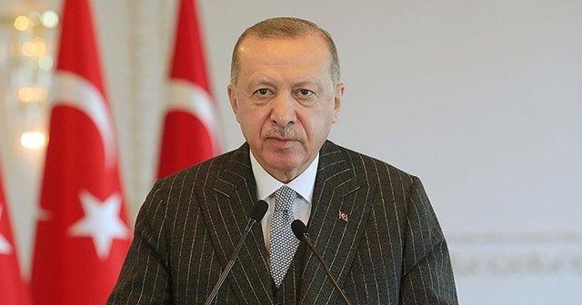 Son dakika! Cumhurbaşkanı Erdoğan: Bayram sonrası normalleşme adımları atıyoruz